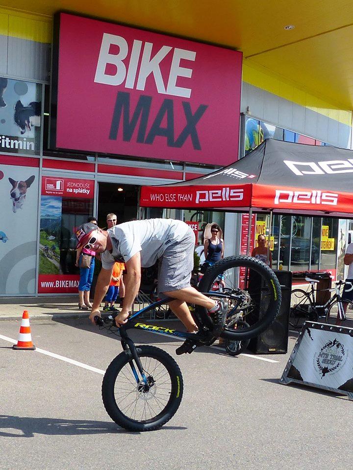 Otvíračka prodejny Ústí nad Orlicí, BIKE MAX